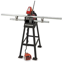 Ridgid COLLINS E-Z CUTTER (Shown with optional stand)