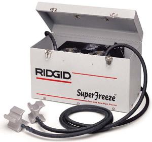 rigid freeze machine