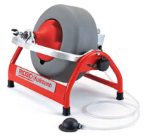 R 550 Drain Cleaning Machine